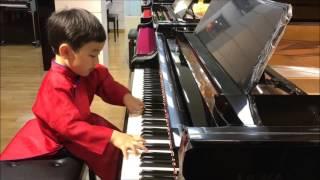 Эван Ли 5 летний мальчик виртуозно играющий на пианино