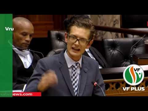 ANC het die finansiële krisis in Suid Afrika veroorsaak  Wouter Wessels