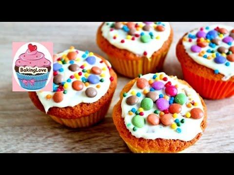 die besten vanille muffins i muffins mit vanillegeschmack i cupcakes i geniales grundrezept. Black Bedroom Furniture Sets. Home Design Ideas