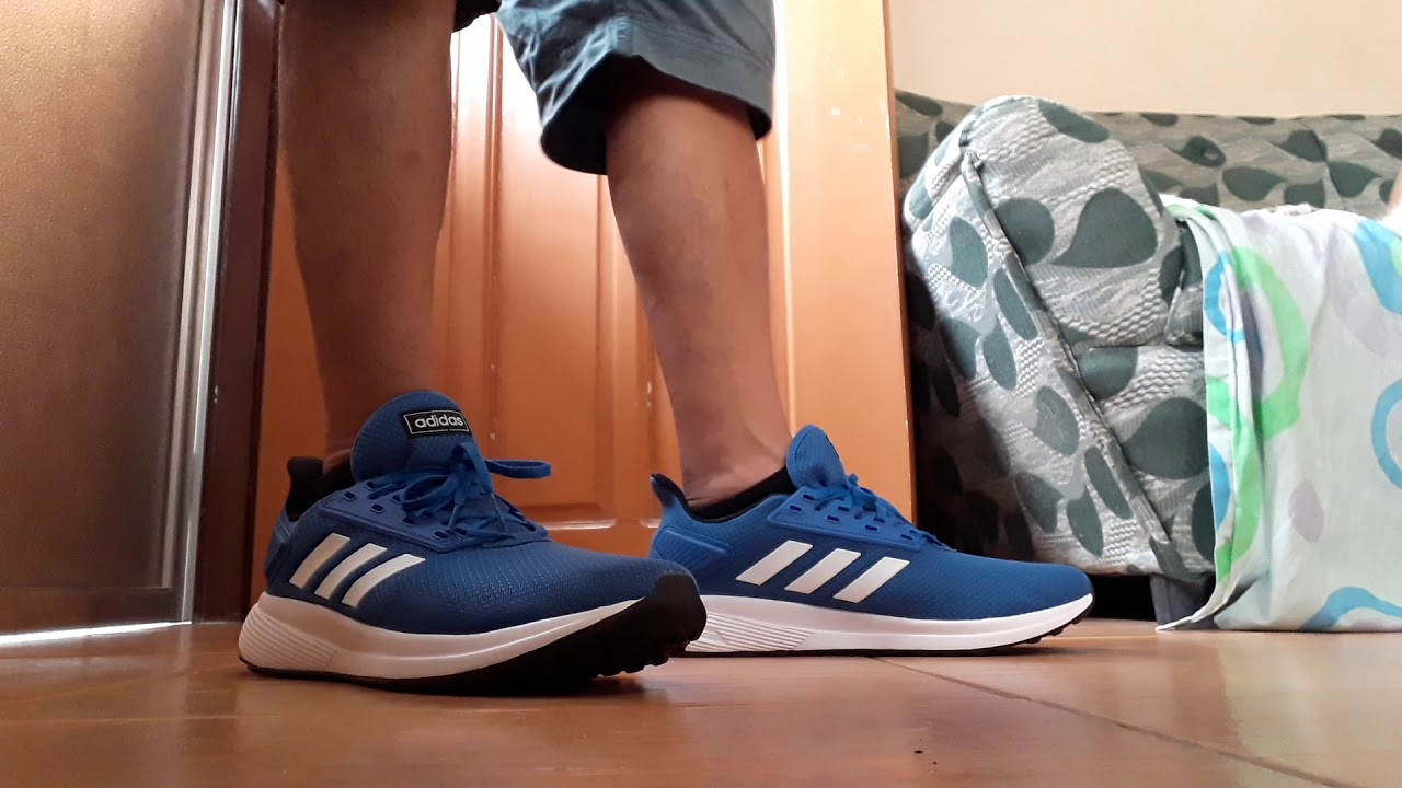 ADIDAS | DURAMO 9 | ON FEET