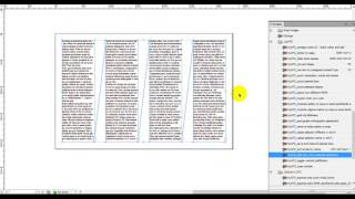InDesign JavaScript by LFCorullón | Split story from the selected textFrame