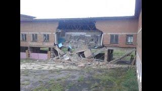 В селе под Иркутском во время уроков обрушилось здание школы - Россия Сегодня