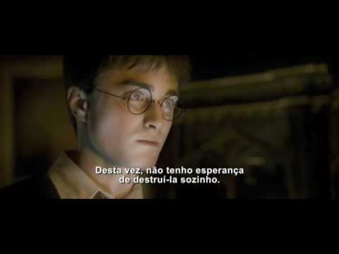 Trailer do filme Harry Potter e o Enigma do Príncipe