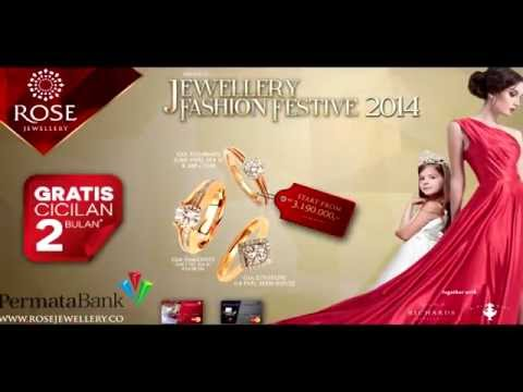 Rose Jewellery Special Promo October - November 2014 at Puri Indah Mal Jakarta