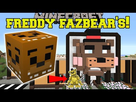 Download Youtube: Minecraft: FREDDY FAZBEAR'S PIZZA HUNGER GAMES - Lucky Block Mod - Modded Mini-Game