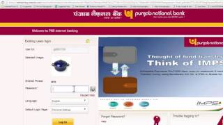 vuclip How To Add Beneficiary In Punjab National Bank In Internet Banking