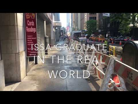 Issa Graduate In The Real World | 001