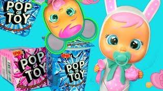 Cry Babies  Pop a Toy  Zabawki Niespodzianki  Biedronka