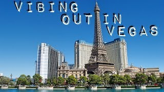 Vibing Out in Vegas featuring Sean Cannell
