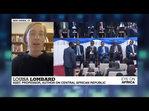 Central African Republic peace deal signed in Bangui