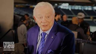 Jerry Jones on Errol Spence Turning into a Boxing Star & His Appreciation for Mikey Garcia