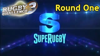 Chiefs vs Highlanders - Super Rugby 2019 - Rugby Challenge 3
