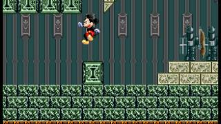Castle of Illusion Starring Mickey Mouse - Speed-Run 2 - User video