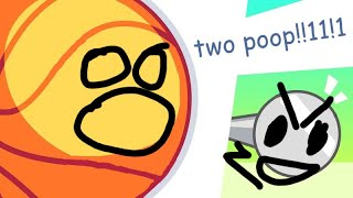 (OVER 35K VIEWS!) BFDI:TPOT 1 YTP: The Bowel Of Two