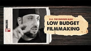 R.A. the Rugged Man - Low Budget Filmmaking [Interview]