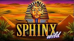 Sphinx Wild - Online Slots - Lotoquebec.com