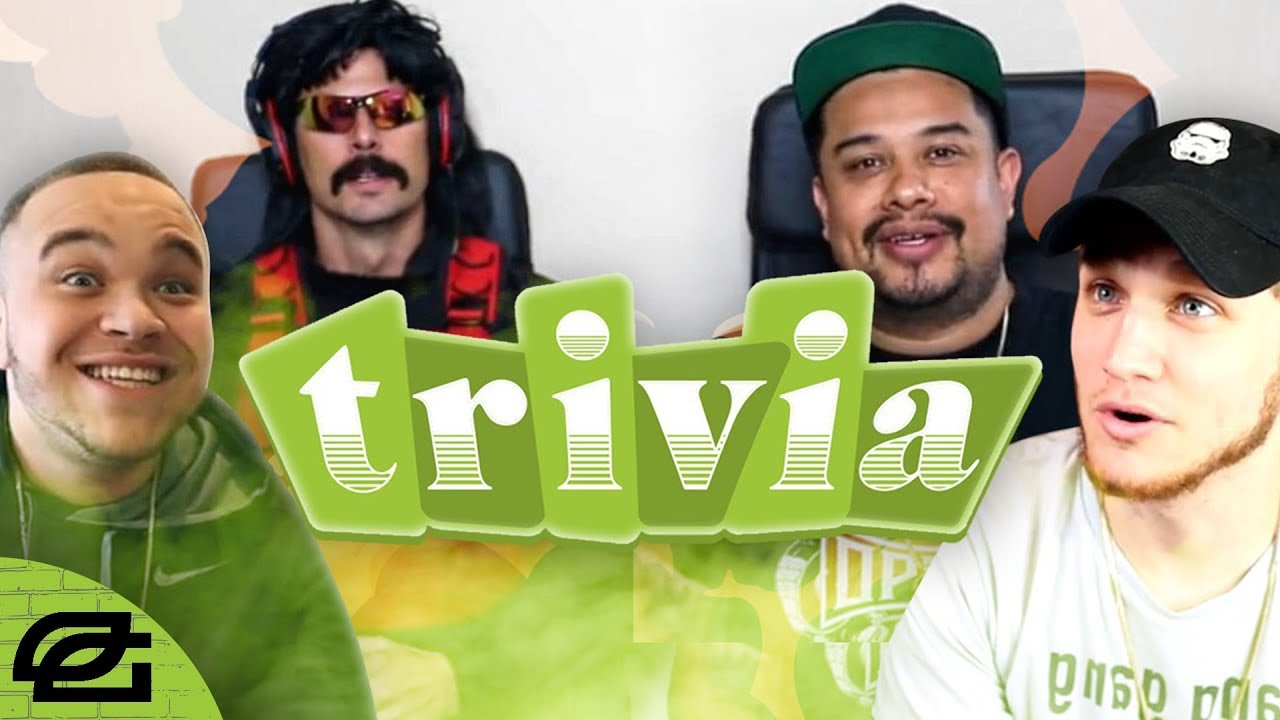 OPTIC GAMING BEST OF TRIVIA! (2017)