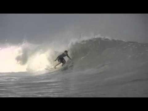 Zachary Rabinor Surfing Chacala