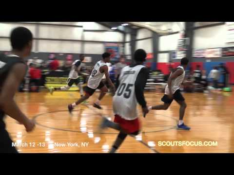 TM4 148 Kevin Smith 6'3 165 Putnam Science Academy CT 2017        Highlights