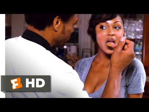 Jumping the Broom (2011) - So Tasty Scene (8/10) | Movieclips