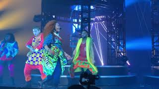 Janet Jackson - Go Deep Come On Get Up Rock With U - Metamorphosis Live in Las Vegas - 5/17/2019