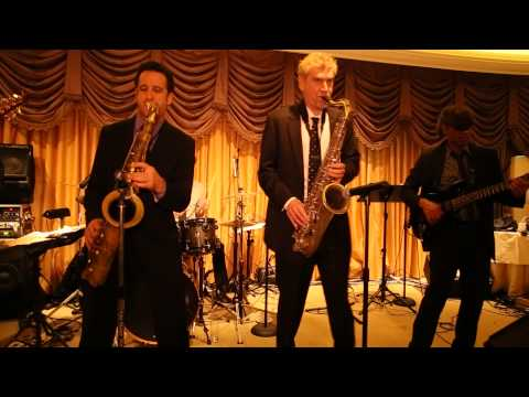 Eric Marienthal and Tom Evans