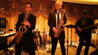 "Eric Marienthal and Tom Evans ""Pick Up the Pieces"" HD Quaility"