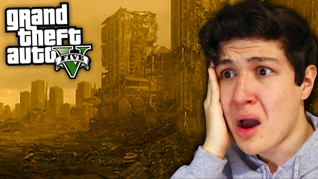 ¿Qué PASA si Hay una GUERRA MUNDIAL en GTA 5? Grand Theft Auto V - GTA V Mods
