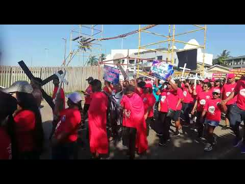 Unity at annual Jesus for Africa March