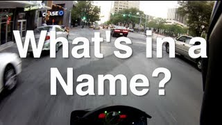 What's in a Name? - Naming Cars & Bikes