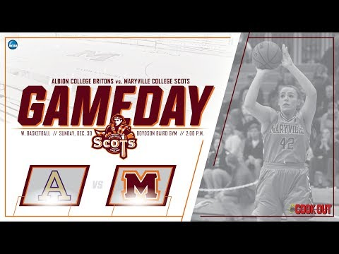 Maryville College hosts Albion College