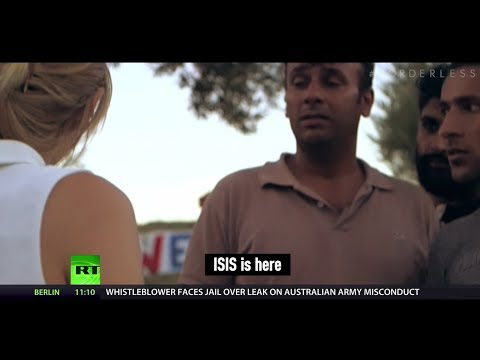 'ISIS is here': Minorities face violence in notorious refugee camp - new doc