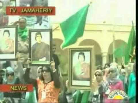 Libyan State TV News,  6 June 2011 (second half)