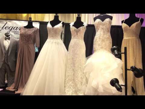 Gina Freehill @ Luxury Bridal Expo Chicago 2017