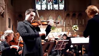 Introduction and Rondo Capriccioso, Camile Saint-Saëns. Violin and Orchestra