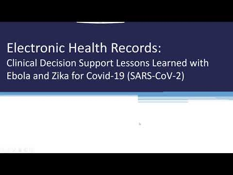 Monthly EHR Vendor And Public Health Webinar: 2019-Novel Coronavirus (COVID-19) And Health IT