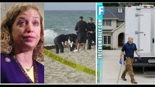 FBI RAIDED WASSERMAN SHULTZ'S HOUSE AFTER UNBELIEVABLE FIND! thumbnail