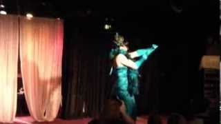 Hell on Heels Burlesque REVUE Love Me Tender Production - Reconsider by Anita Cookie
