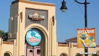 [HD] Full Tour of Universal Studios Florida Theme Park