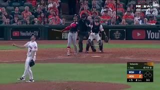 Juan Soto Go-Ahead Solo Home Run vs Astros   Nationals vs Astros World Series Game 6