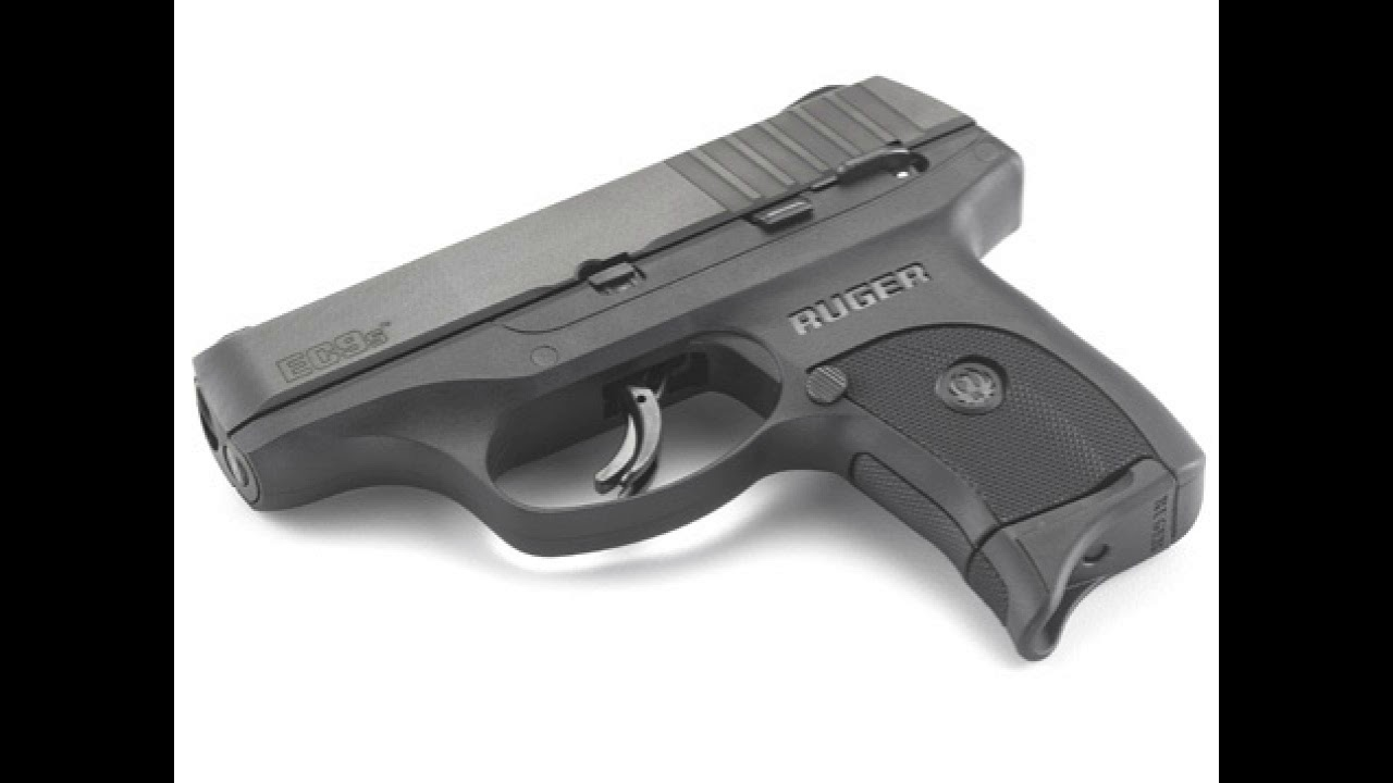 New Ruger Ec9s 9mm Youtube