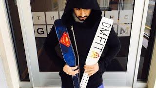 RPM Nutrition: Bradley Martyn/BMFit vs Superman/Cardillo Gear Review Unboxing Vlog