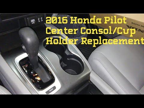 2016 Honda Pilot Center Consol Replacement