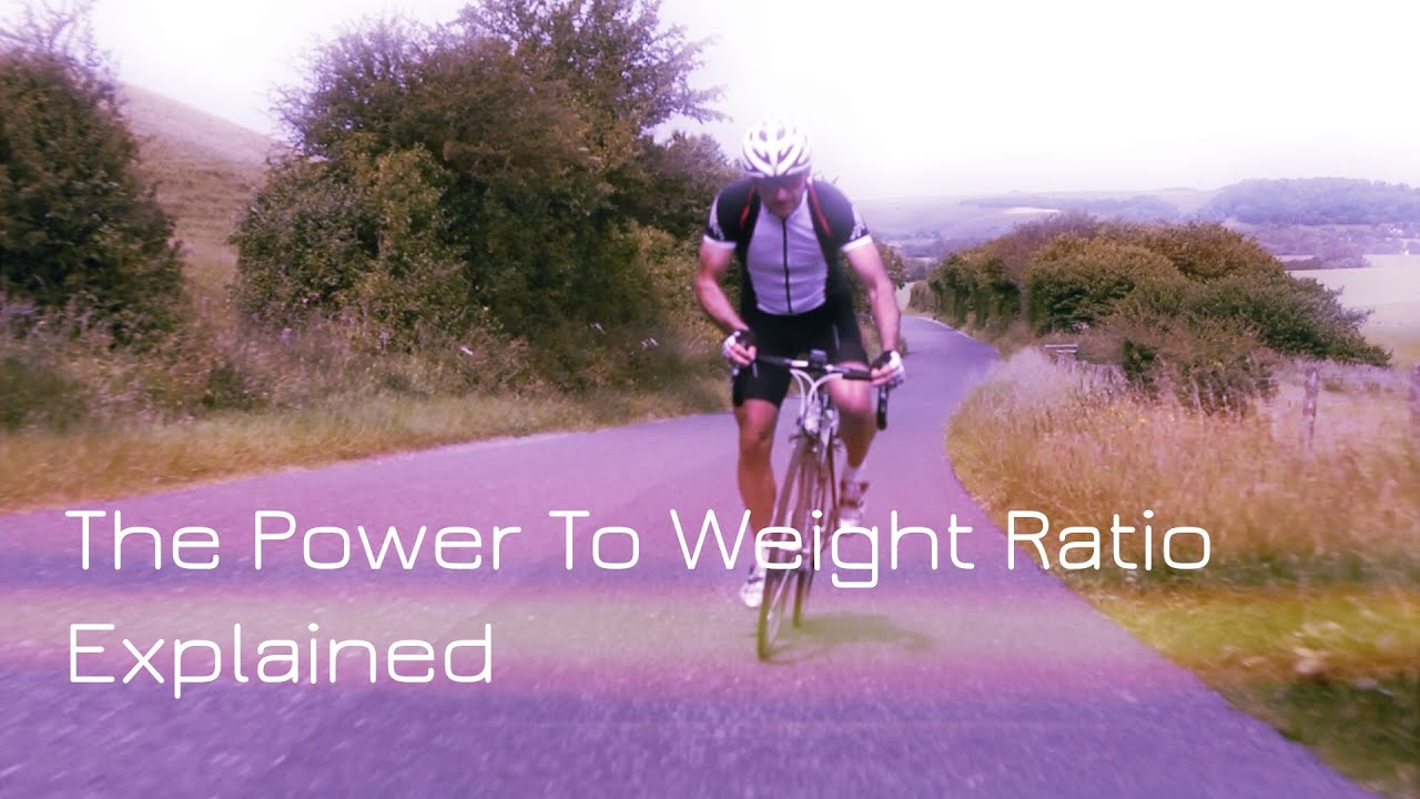 The Power To Weight Ratio Explained Youtube