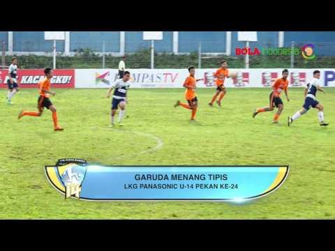 Highlight Liga KG Panasonic U-14 2016/2017 Pekan ke-24 Bagian ke-1