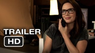 Your Sister's Sister Official Trailer #1 (2012) Emily Blunt Movie HD