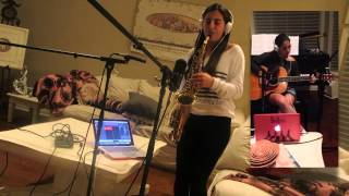 Tears In Heaven - Alto Sax & Guitar Cover - Sami Shapiro