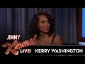 Kerry Washington on Why She Loves Alicia Keys