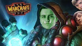Warcraft III с Бандой. Кастомка