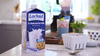 Healthy Breakfast: Berry Smoatmeal | LACTAID®